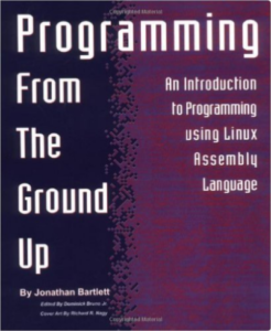Programming from the Ground Up Book Cover