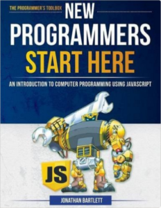New Programmers Start Here Cover