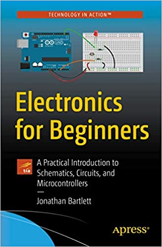 Electronics for Beginners Cover Photo